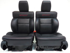 Ford F150 Crew Cab SPORT Factory Leather Seats 2004 2005 2006 2007 2008
