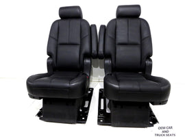 Gm Suburban Yukon Xl Rear Bucket Seats 2007 2008 2009 2010 2011 2012 2013 2014