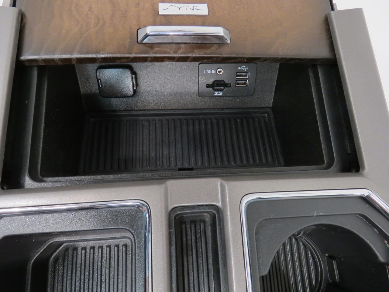 2016 Ford Expedition For Sale >> Replacement Ford Center Console Install Kit 2015 2016 2017 2018 Black F150 F250 F350 Super Duty ...