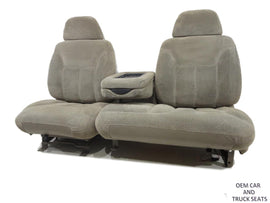 Excellent Replacement Seats 1995 1999 Gm Suv Truck Seats Evergreenethics Interior Chair Design Evergreenethicsorg