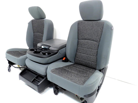 Dodge Ram Power Cloth Seats 2009 2010 2011 2012 2013 2014 2015 2016 2017 2018