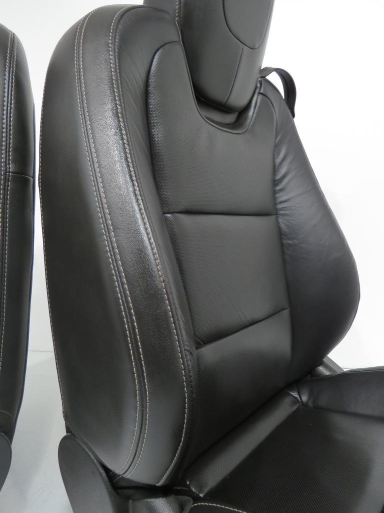 seats bucket power camaro chevy leather ss 2ss rs replacement