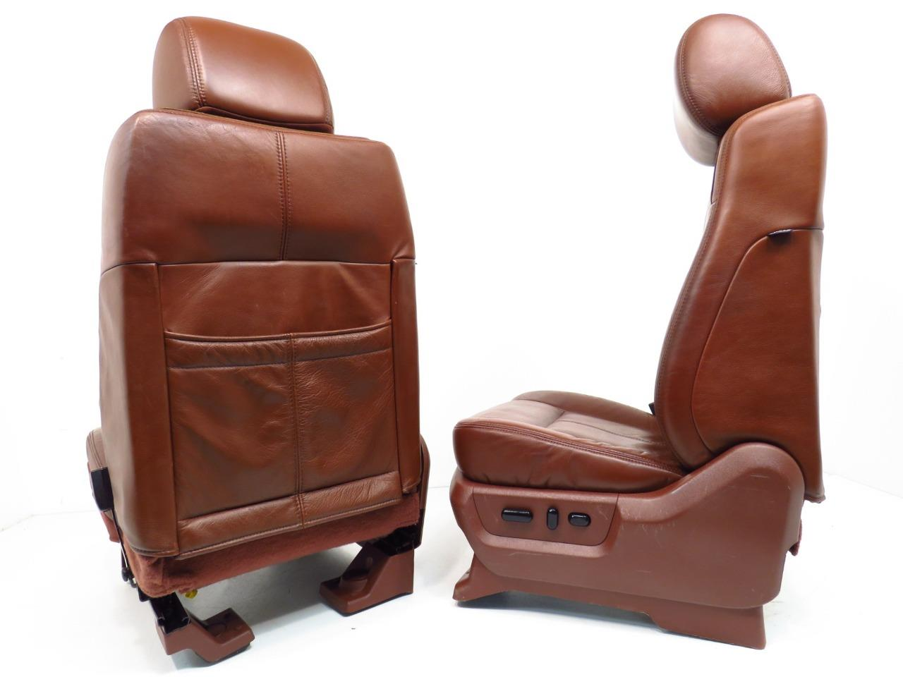 Replacement Ford King Ranch Super Duty Seats Heated And