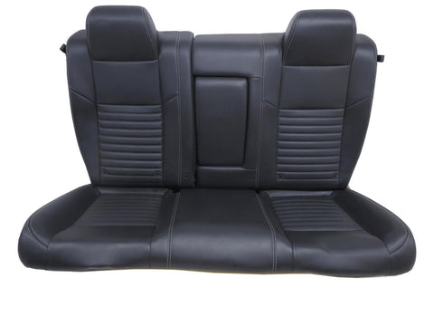 Dodge Challenger Oem Leather Rear Seat 2008 2009 2010 2011 2012 2013 2014 2015