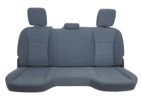 Dodge Ram Cloth Double Cab Rear Seat 2009 - 2012 2013 2014 2015 2016 2017 2018