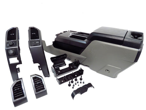 Ford F-150 & Super Duty Center Console And Install Kit 2015 2016 2017 2018 2019 F150 F250 F350