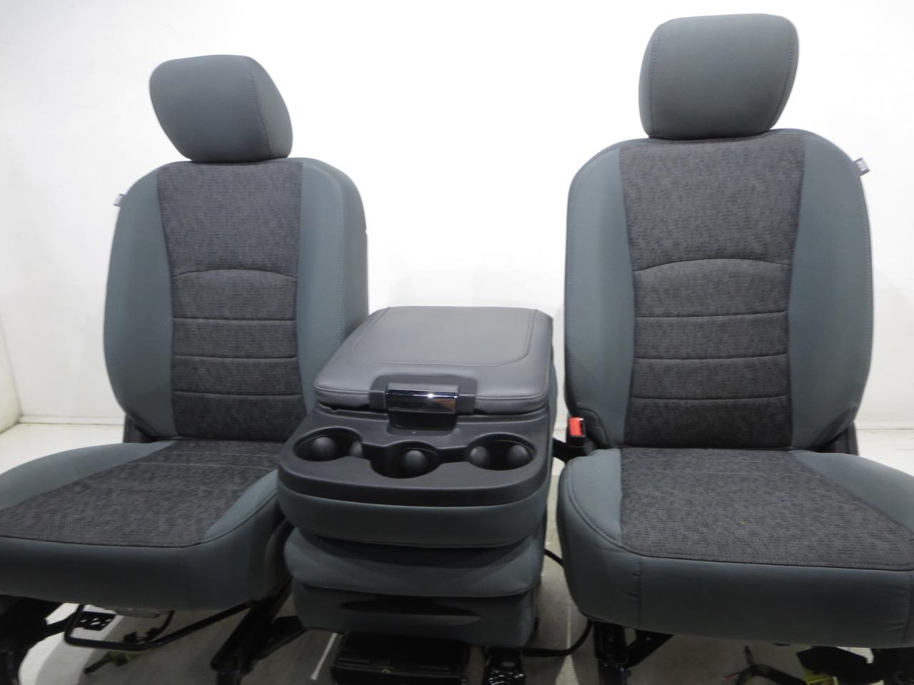 Replacement Dodge Ram Power Cloth Seats 2009 2010 2011 2012 2013 2014 2015 2016 2017 2018