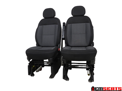 Dodge Ram Promaster Van Oem Cloth Seats 2014 2015 2016 2017