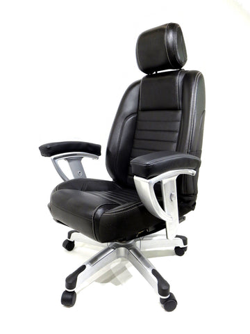 2016 Ford Super Duty >> Replacement Ford Mustang S197 Executive Office Chair ('10-'14 Style) | Stock # -2014