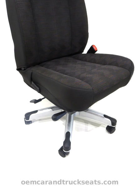 Replacement Jeep Wrangler Tj Executive Office Chair Black