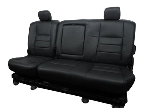 Katzkin Add-On | REAR | Ford Super Duty F250 F350 New Katzkin Seats