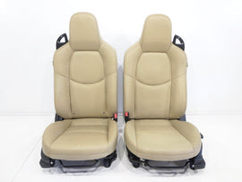 Mazda Mx5 Miata Oem Leather Seats 2006 2007 2008 2009 2010 2011 2012 2013 2014