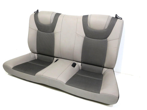 Oem Hyundai Genesis Coupe Leather Rear Seat 2010 2011 2012 2013 2014 2015