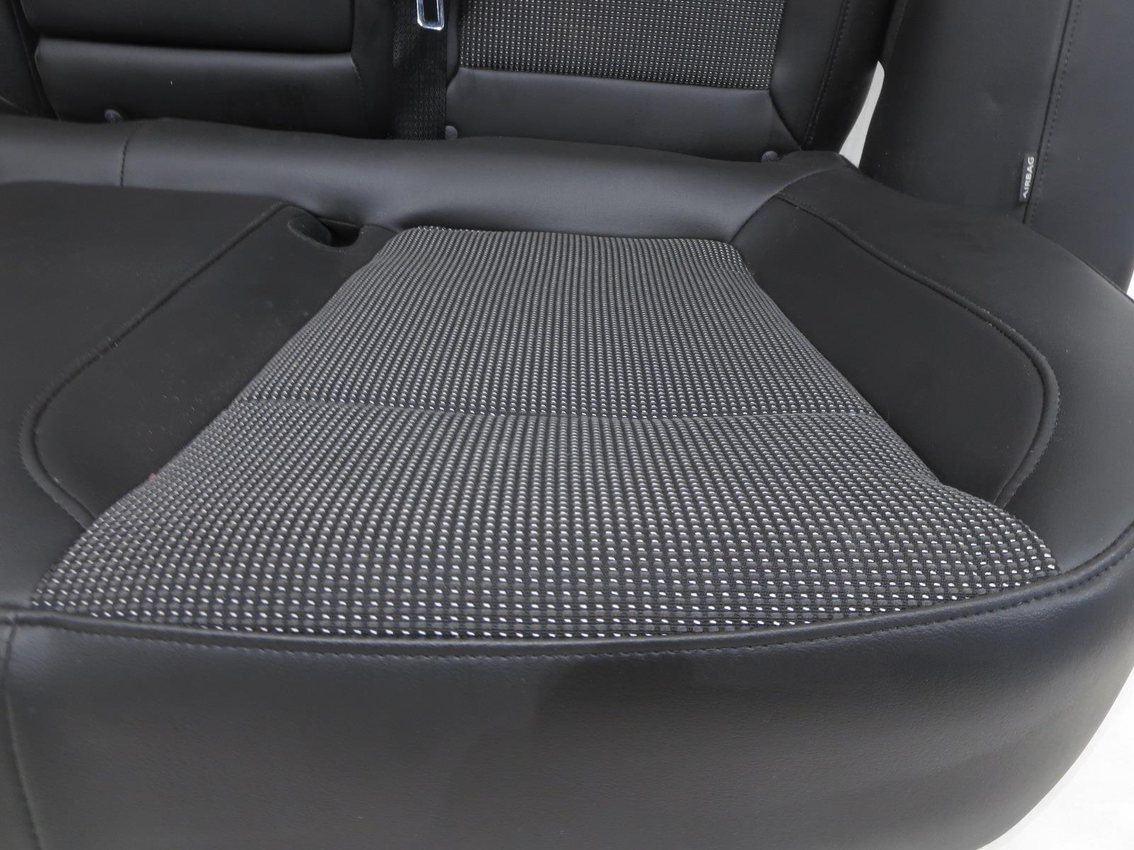 Replacement Chevy Malibu Oem Rear Leather Cloth Seat 2013 2014
