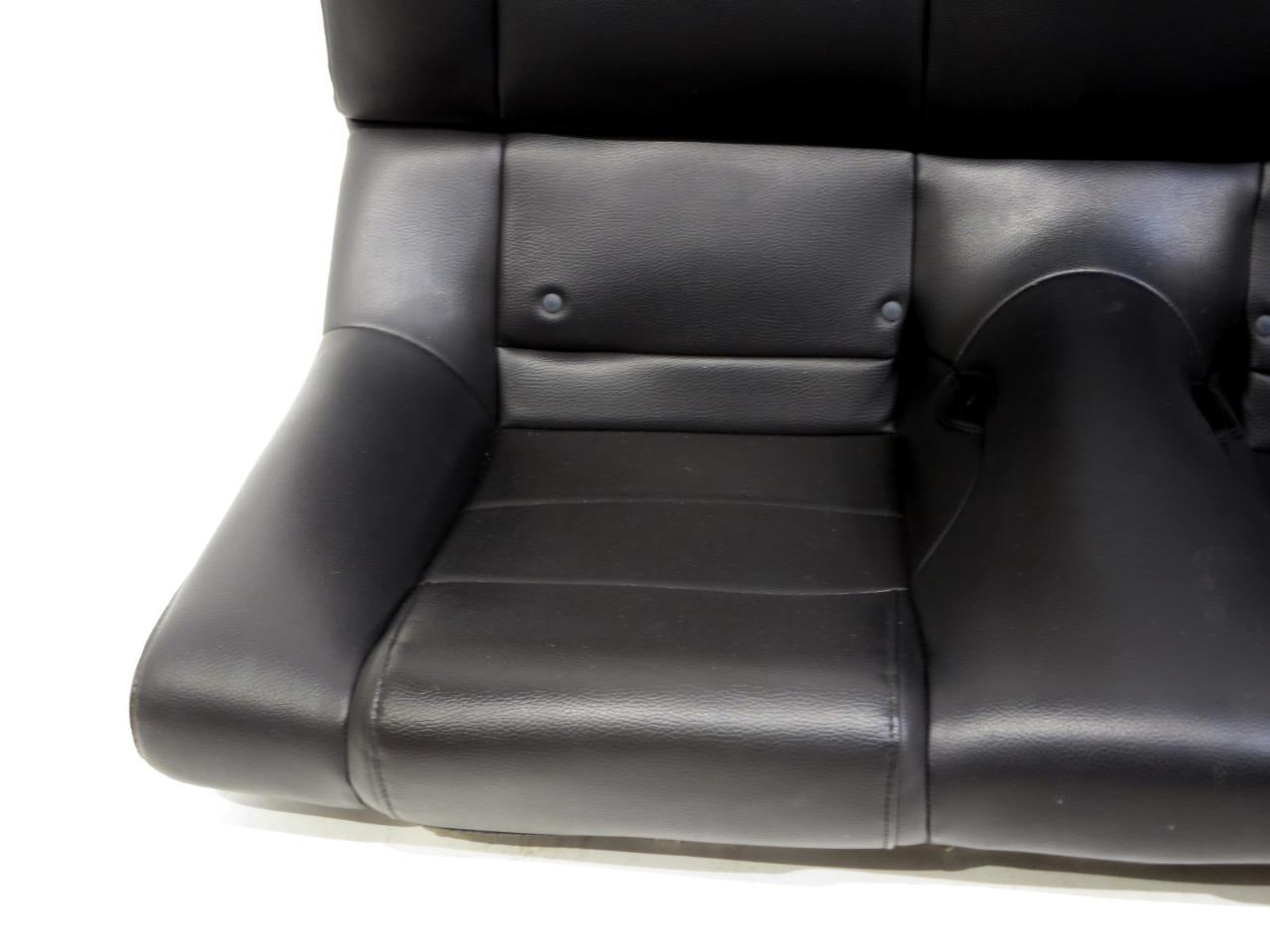 mustang ford gt seat convertible 2006 leather 2008 2005 oem 2007 rear 2009 replacement