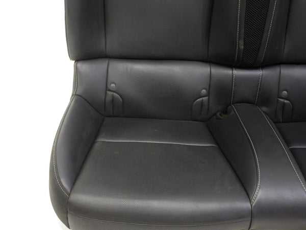 camaro seat convertible chevy rear leather replacement
