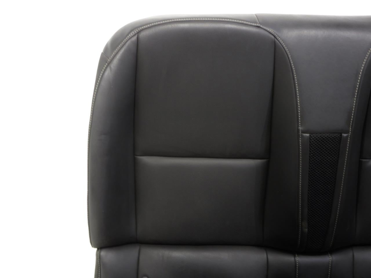camaro seat convertible rear chevy replacement leather