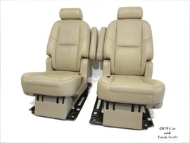 Gm Tahoe Yukon Oem Rear Bucket Seats 2007 2008 2009 2010 2011 2012 2013 2014