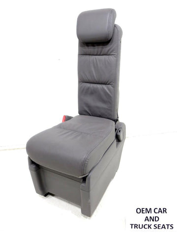 Honda Odyssey Oem Rear Center Jump Seat Leather 2005 2006 2007 2008 2009 2010