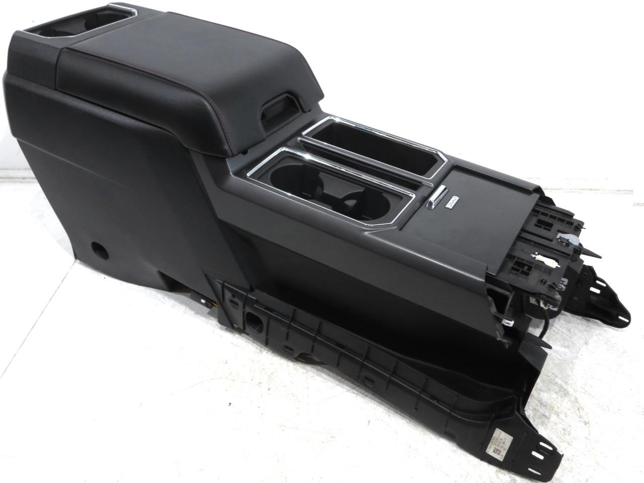 Replacement Ford F 150 F150 Oem Center Console Black