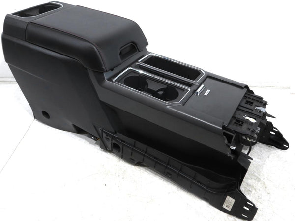 Replacement Ford F-150 F150 Oem Center Console Black ...