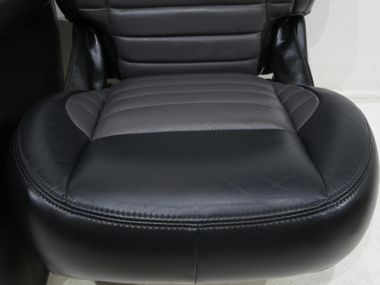 2003 Ford Expedition For Sale >> Replacement Ford F-150 Harley Rear Leather Bucket Seats ...