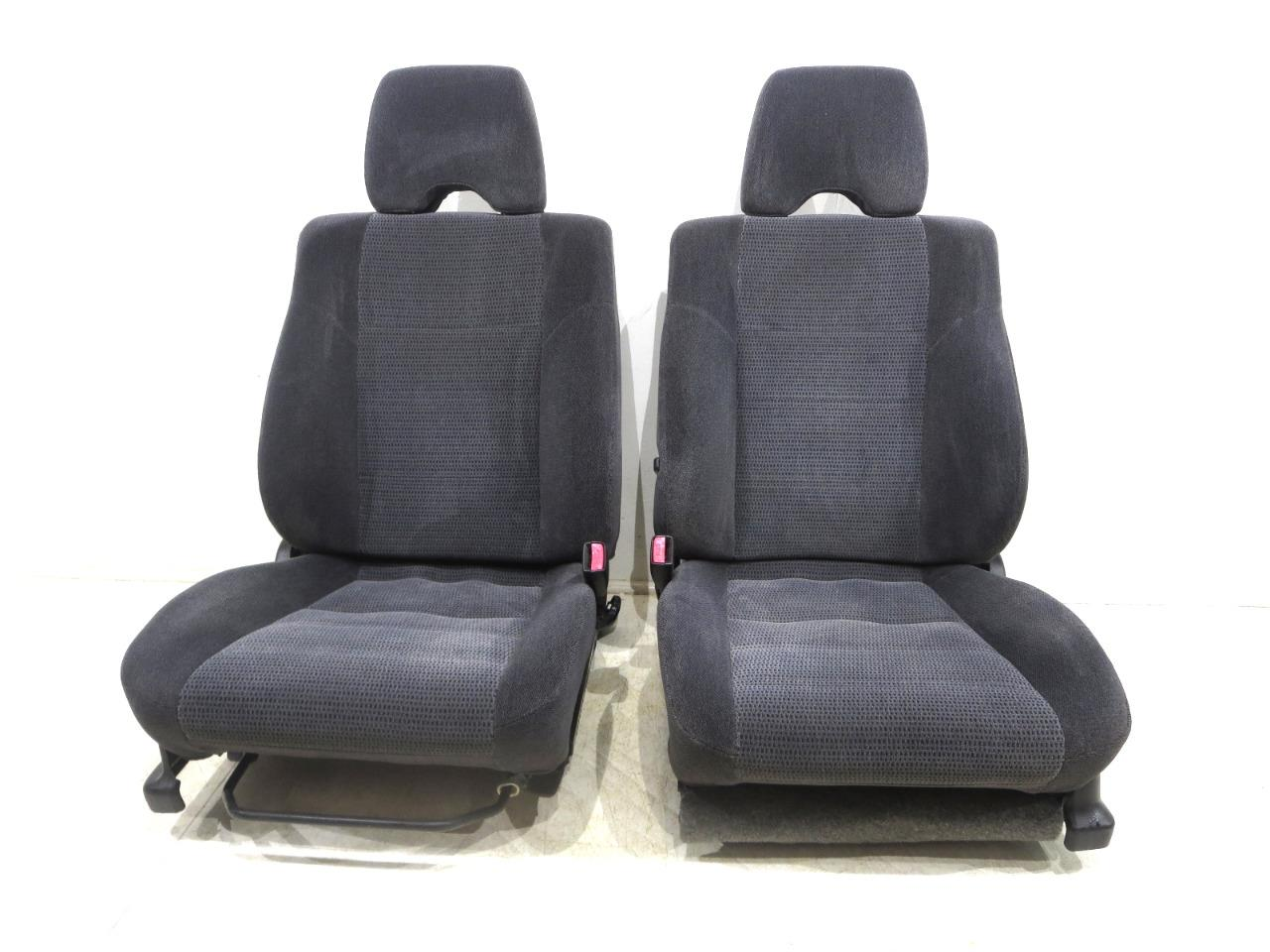 Subaru Outback Heated Cloth Oem Seats 1999 2000 2001 2002 2003 2004 ...