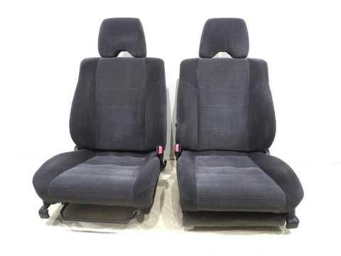 Subaru Outback Heated Cloth Oem Seats 1999 2000 2001 2002 2003 2004