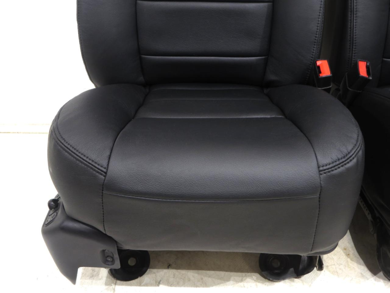 Replacement Ford Super Duty F250 F350 New Katzkin Seats