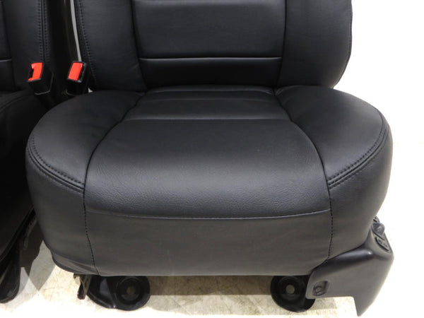 F250 King Ranch For Sale >> Replacement Ford Super Duty F250 F350 New Katzkin Seats ...