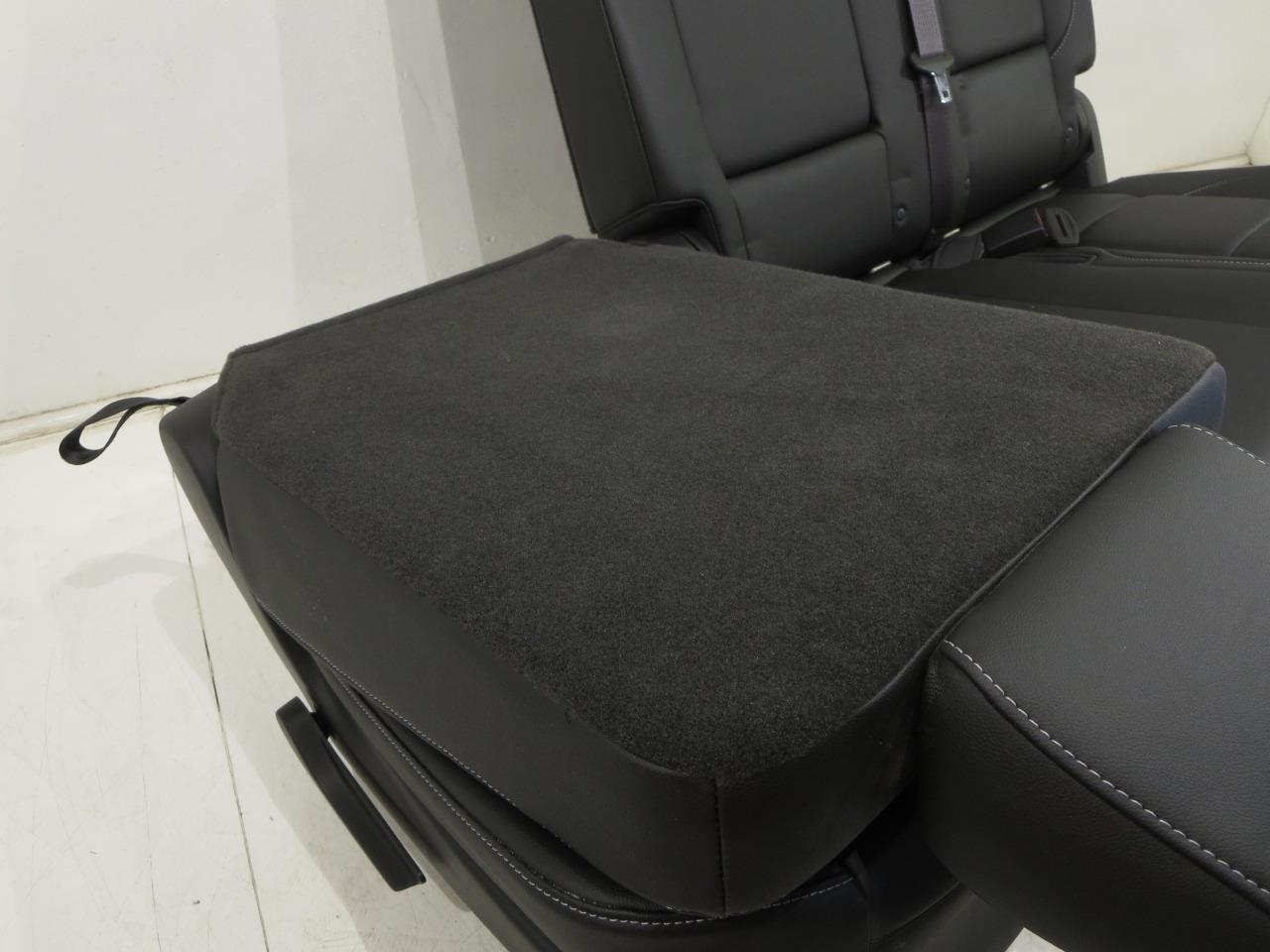 Replacement Gm Tahoe Yukon Oem Leather Rear Bench Seat