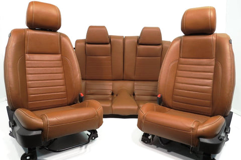Replacement Ford Mustang Gt Front Rear Seats Mustang Coupe