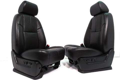 2007 chevy truck seats