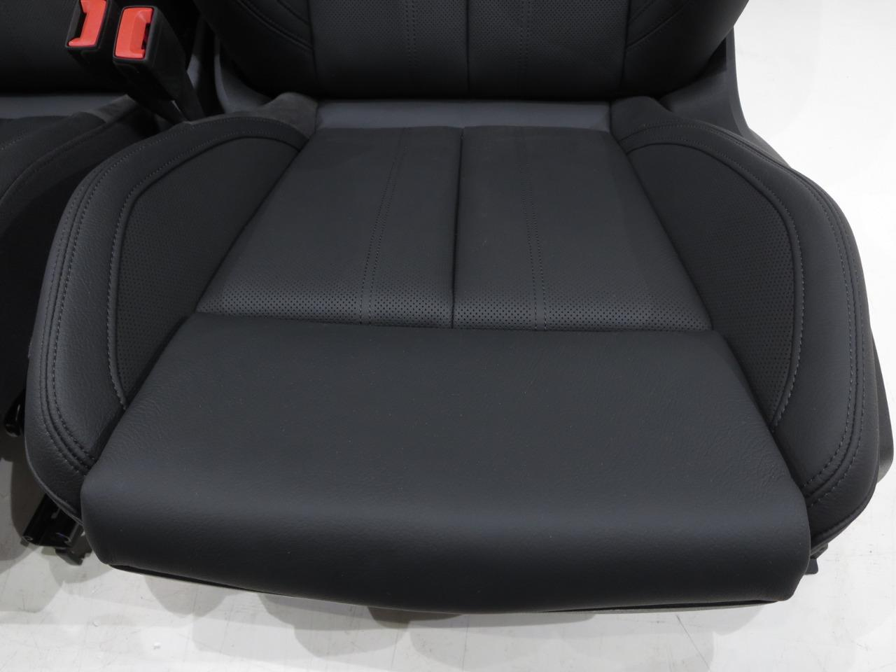 Jeep Seat Covers >> Replacement Audi Q5 Oem Leather Sport Seats Powered Heated Ventilated 2018 Warm Weather Package ...