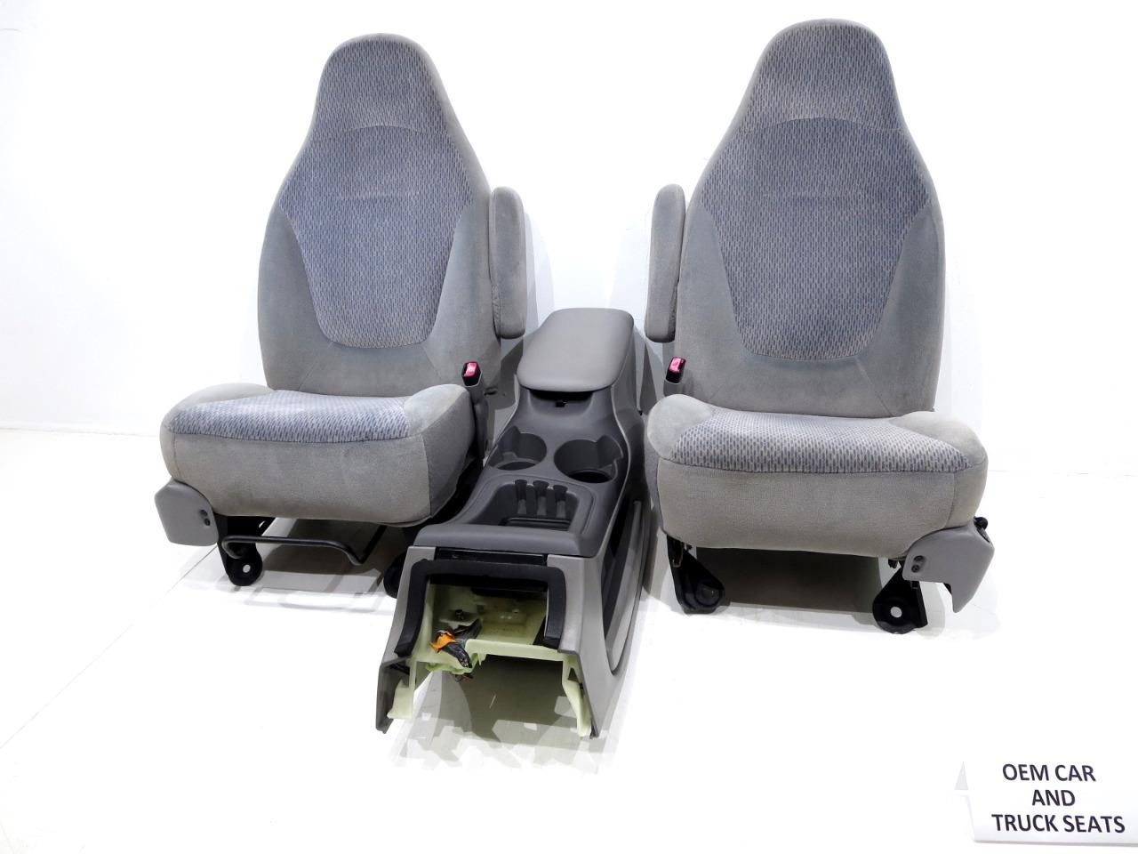 Chevy Silverado Replacement Seats >> Replacement Ford F-150 Expedition F150 Oem Bucket Seats 1998 1999 2000 2001 2002 2003 | Stock ...