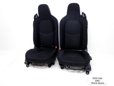 Mazda Miata Mx5 Oem Cloth Seats 2007 2008 2009 2010 2011 2012 2013 2014 2015