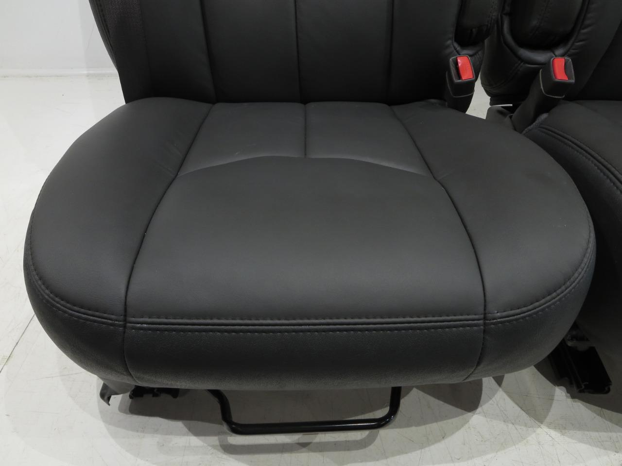 Replacement Chevy Silverado Ss New Leather Oem Seats 2003