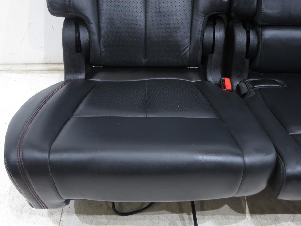 Replacement Dodge Durango R T Leather Front Seats 2011