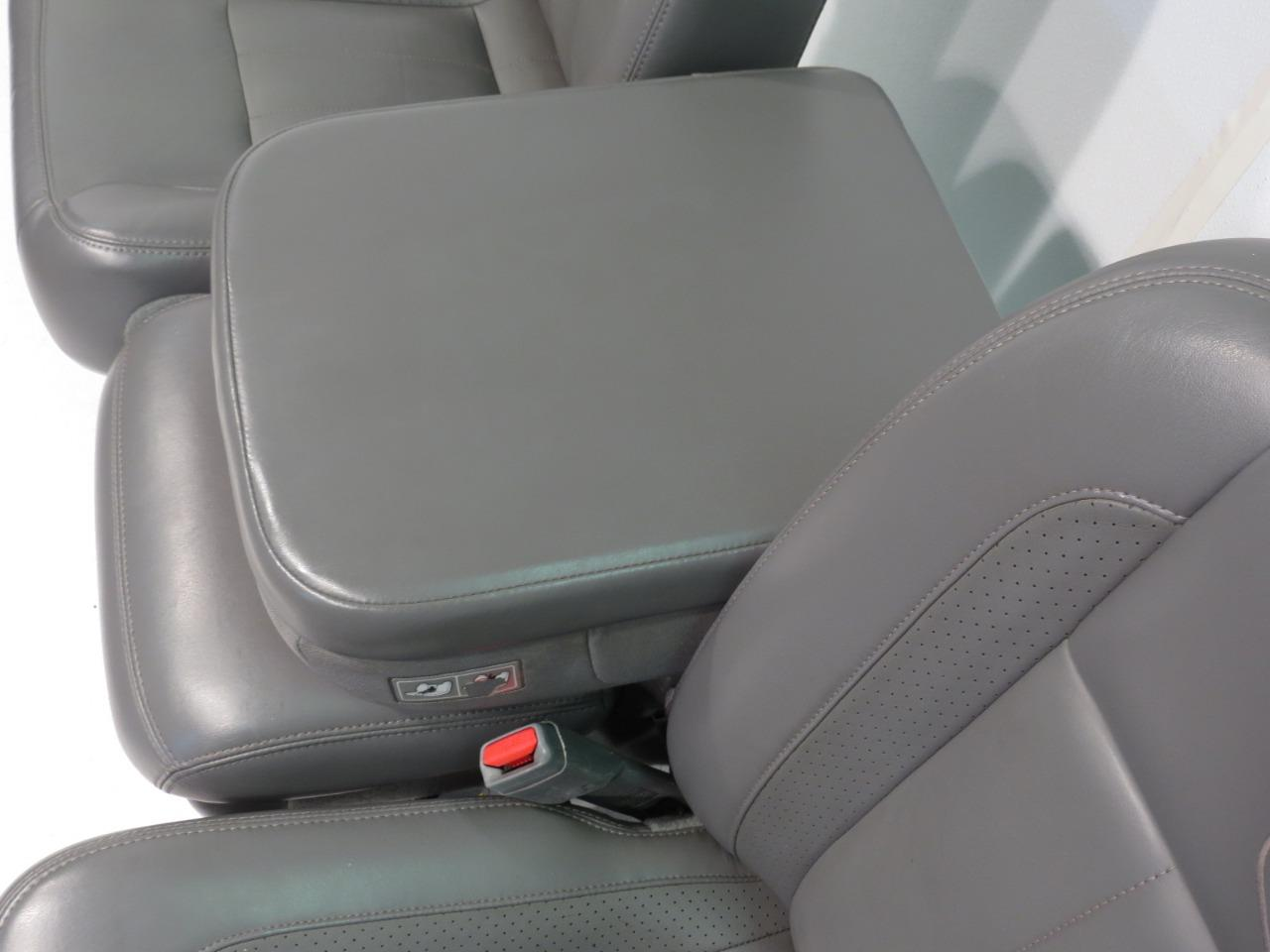 Replacement Dodge Ram Leather Front Seats Laramie 2002 ...
