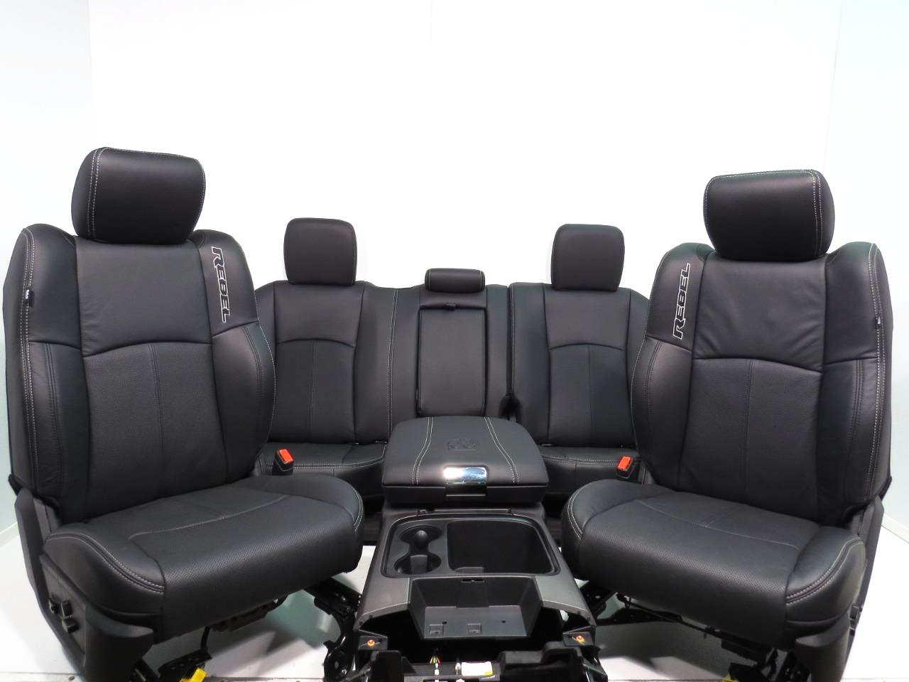 Fantastic Dodge Ram Rebel New Take Out Seats Front Rear Center Console 2009 2010 2011 2012 2013 2014 2015 2016 2017 Lamtechconsult Wood Chair Design Ideas Lamtechconsultcom