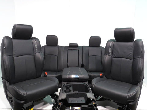 Dodge Ram Rebel New Take Out Seats: Front, Rear, & Center Console 2009 2010 2011 2012 2013 2014 2015 2016 2017