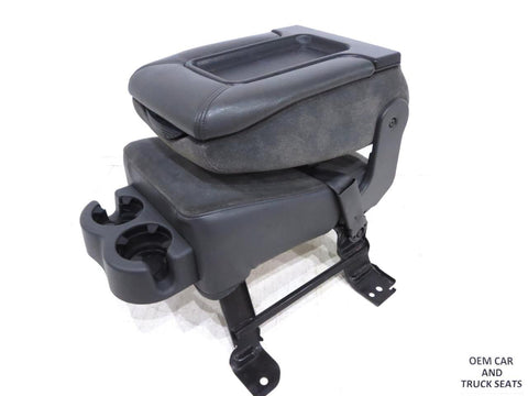 Gm Silverado Sierra Oem Center Jump Seat Jumpseat Console 2003 2004 2005 2006 '