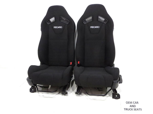 Ford F150 Replacement Seats >> Replacement Ford Mustang Oem Recaro Seats 2005 2006 2007 ...
