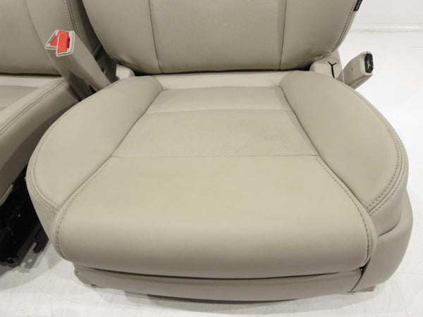 2016 Chevy Tahoe For Sale >> Replacement Cadillac Xts Luxury Oem Leather Front Seats ...