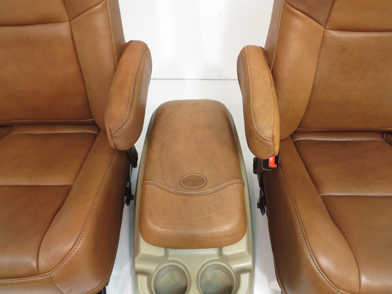 2006 f350 king ranch seat covers