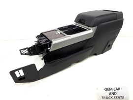 Ford Super Duty Oem Center Console Black F250 F350 F450 2017 2018 2019