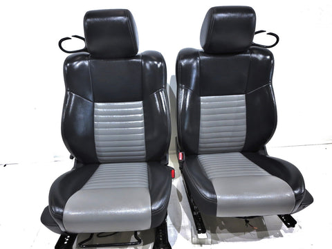 Dodge R/T Challenger Oem Leather Seats