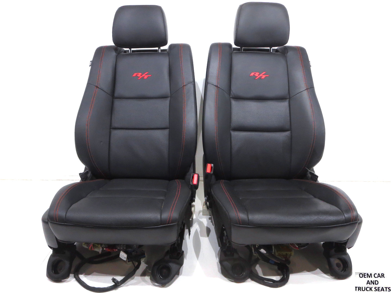 dodge durango seats leather jeep replacement chrysler enlarge