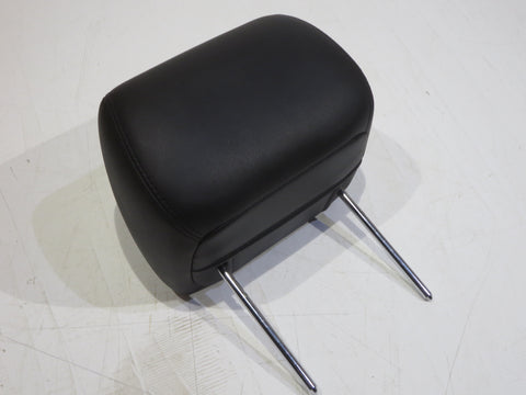 Headrest | GM 2007-2014 | Fine Leather | Ebony | Height Adjustable