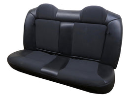 Dodge Neon Srt4 Srt-4 Viper Style Black Cloth Rear Seat 2003 2004 2005